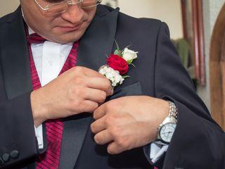 La boda de Itzel y Eder 3