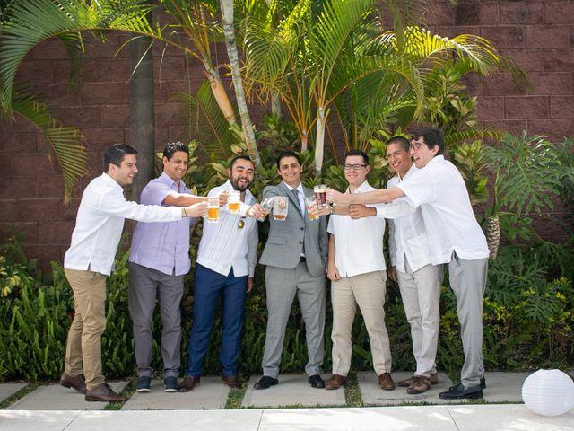 La boda de Diego y Sophía en Cuernavaca, Morelos 14