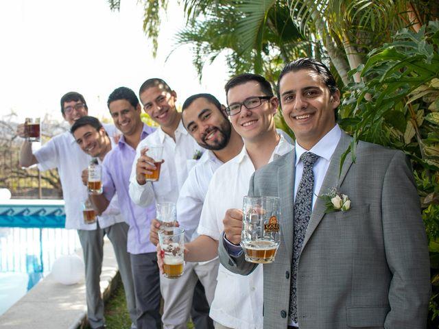 La boda de Diego y Sophía en Cuernavaca, Morelos 15