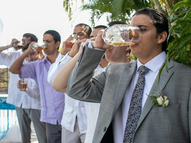 La boda de Diego y Sophía en Cuernavaca, Morelos 16