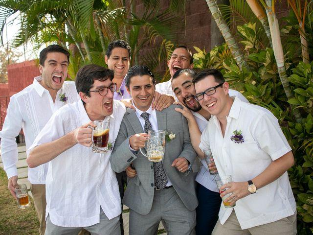 La boda de Diego y Sophía en Cuernavaca, Morelos 17