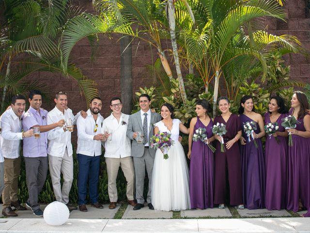 La boda de Diego y Sophía en Cuernavaca, Morelos 19