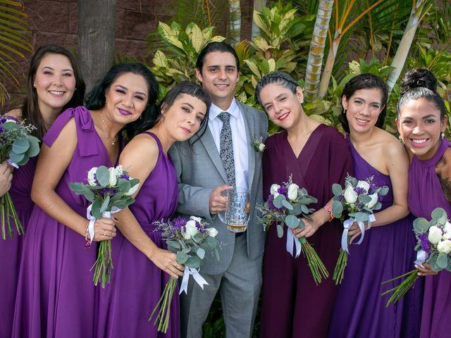 La boda de Diego y Sophía en Cuernavaca, Morelos 21