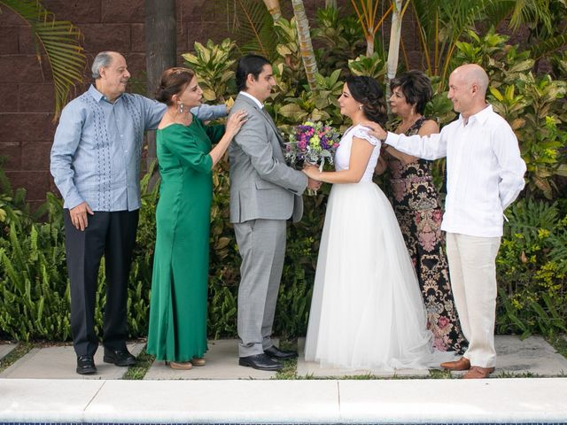 La boda de Diego y Sophía en Cuernavaca, Morelos 26