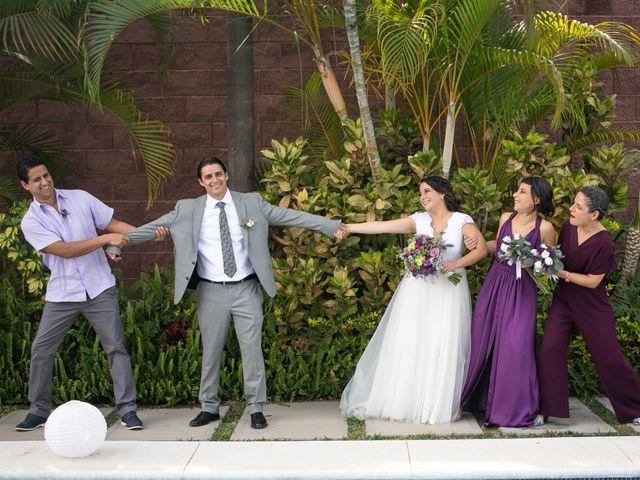La boda de Diego y Sophía en Cuernavaca, Morelos 27