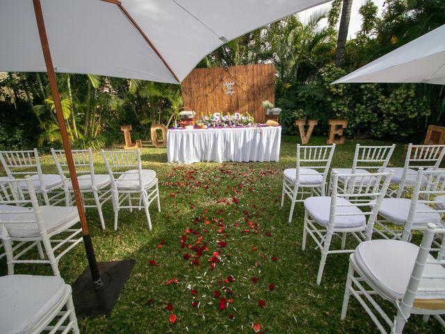 La boda de Diego y Sophía en Cuernavaca, Morelos 28