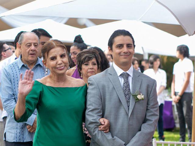 La boda de Diego y Sophía en Cuernavaca, Morelos 32
