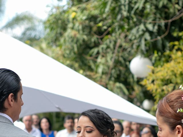 La boda de Diego y Sophía en Cuernavaca, Morelos 36