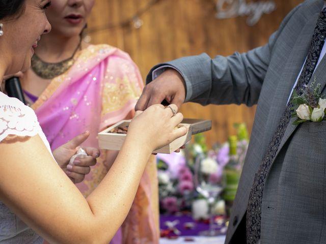 La boda de Diego y Sophía en Cuernavaca, Morelos 38