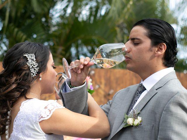 La boda de Diego y Sophía en Cuernavaca, Morelos 43