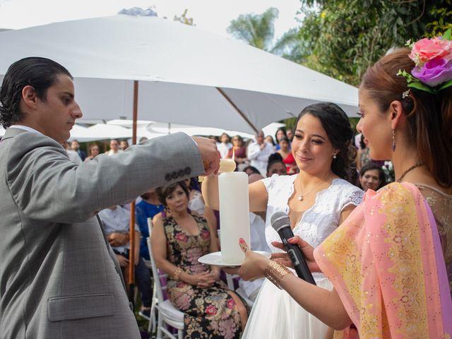 La boda de Diego y Sophía en Cuernavaca, Morelos 45