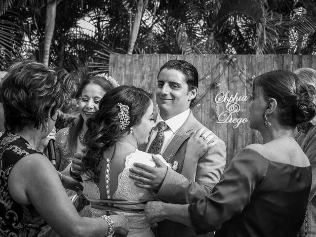 La boda de Diego y Sophía en Cuernavaca, Morelos 46