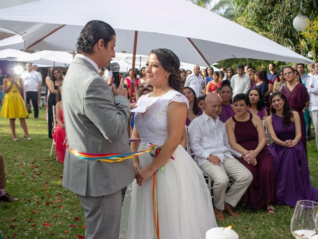 La boda de Diego y Sophía en Cuernavaca, Morelos 52