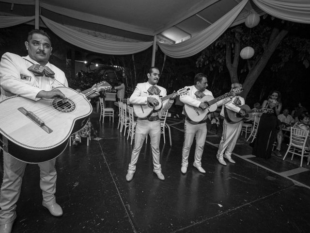 La boda de Diego y Sophía en Cuernavaca, Morelos 89