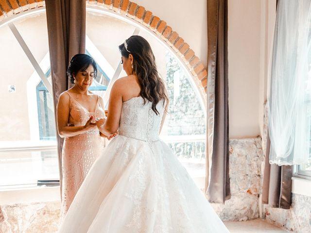 La boda de Ernesto y Nancy en Atlixco, Puebla 5
