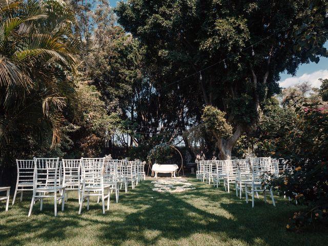 La boda de Ernesto y Nancy en Atlixco, Puebla 11