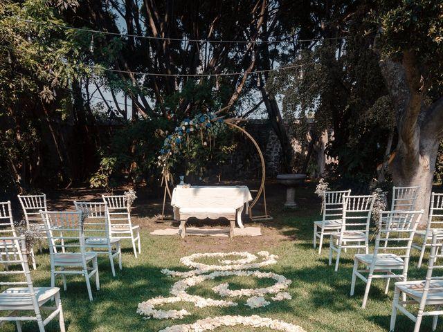 La boda de Ernesto y Nancy en Atlixco, Puebla 12