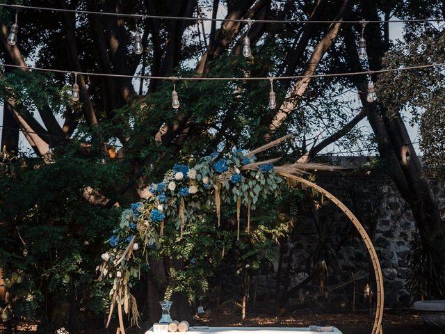La boda de Ernesto y Nancy en Atlixco, Puebla 13