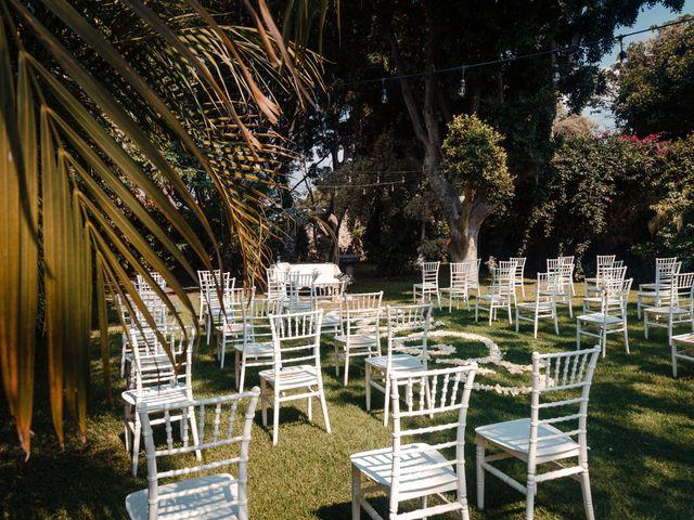 La boda de Ernesto y Nancy en Atlixco, Puebla 18