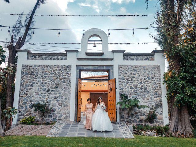 La boda de Ernesto y Nancy en Atlixco, Puebla 29