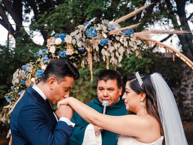 La boda de Ernesto y Nancy en Atlixco, Puebla 32
