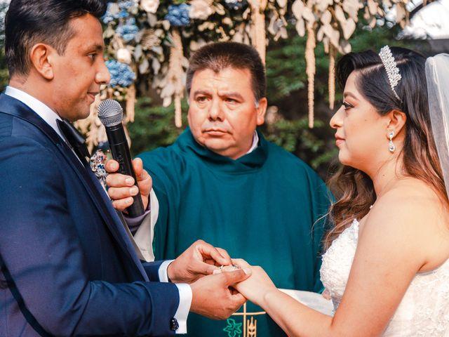 La boda de Ernesto y Nancy en Atlixco, Puebla 33