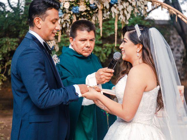La boda de Ernesto y Nancy en Atlixco, Puebla 34