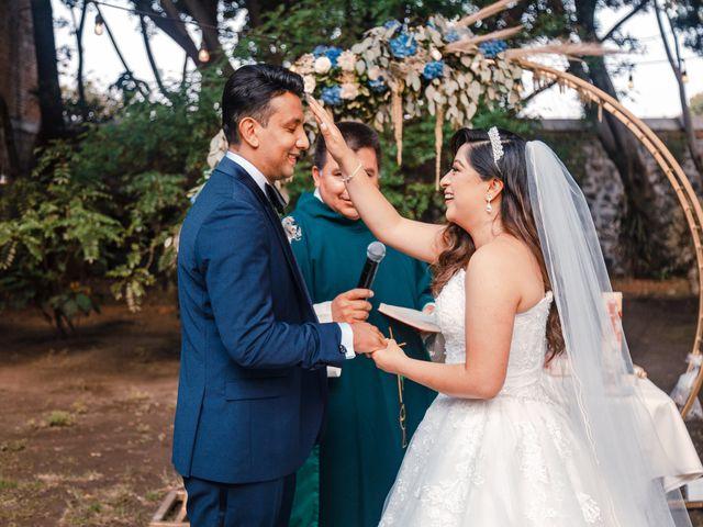 La boda de Ernesto y Nancy en Atlixco, Puebla 35