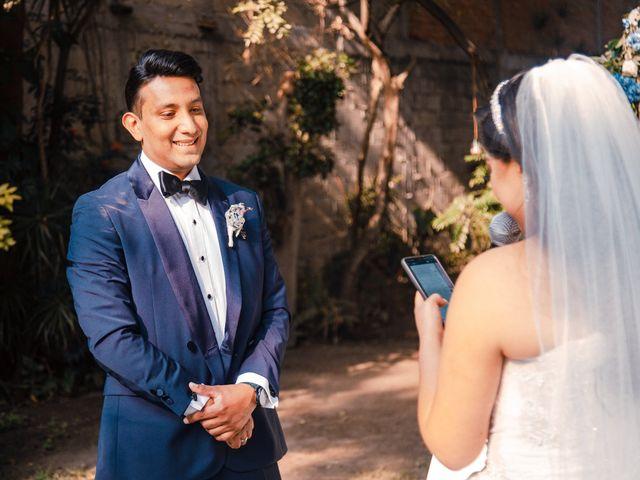 La boda de Ernesto y Nancy en Atlixco, Puebla 37