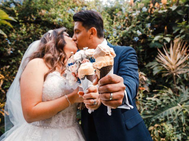 La boda de Ernesto y Nancy en Atlixco, Puebla 39