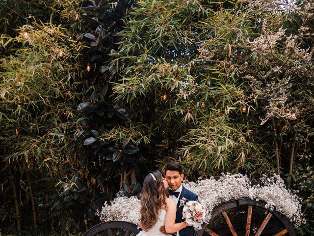La boda de Ernesto y Nancy en Atlixco, Puebla 47