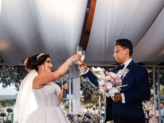 La boda de Ernesto y Nancy en Atlixco, Puebla 50