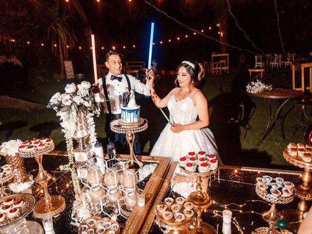 La boda de Ernesto y Nancy en Atlixco, Puebla 54