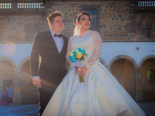 La boda de Nora y Omar