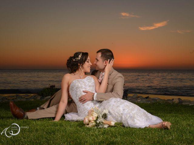 La boda de Karina y Romel