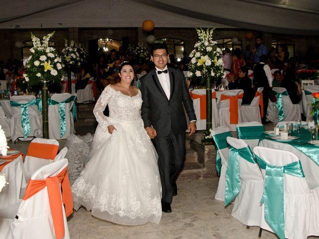 La boda de María Fernanda y Jaime Alejandro