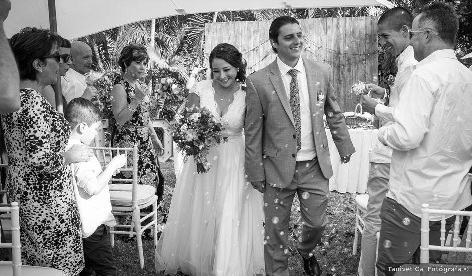 La boda de Diego y Sophía en Cuernavaca, Morelos