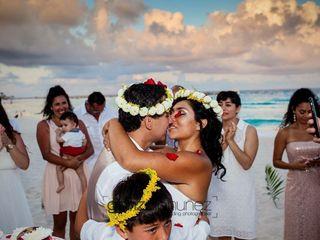La boda de Karla y Alfredo 2