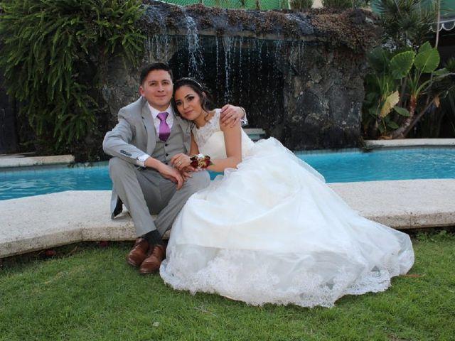 La boda de Victoria y Enrique