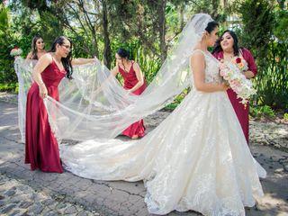 La boda de Saridandy y Héctor 3