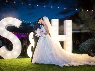 La boda de Saridandy y Héctor