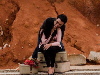 La boda de Erika y Eulises Santiago 2