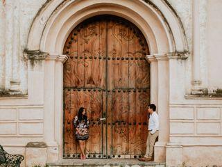 La boda de Erika y Eulises Santiago 3