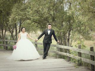 La boda de Erika y Eulises Santiago
