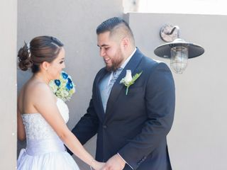 La boda de Mayra y Diego