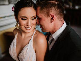 La boda de Jessica y Víctor 1