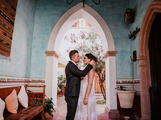 La boda de Jessica y Víctor 3