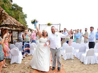 La boda de Jessy y Tim