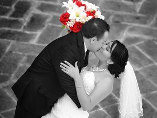La boda de Marlen Noemí y Luis Armando 1