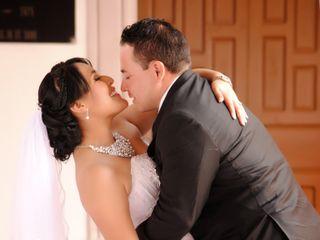 La boda de Marlen Noemí y Luis Armando 2